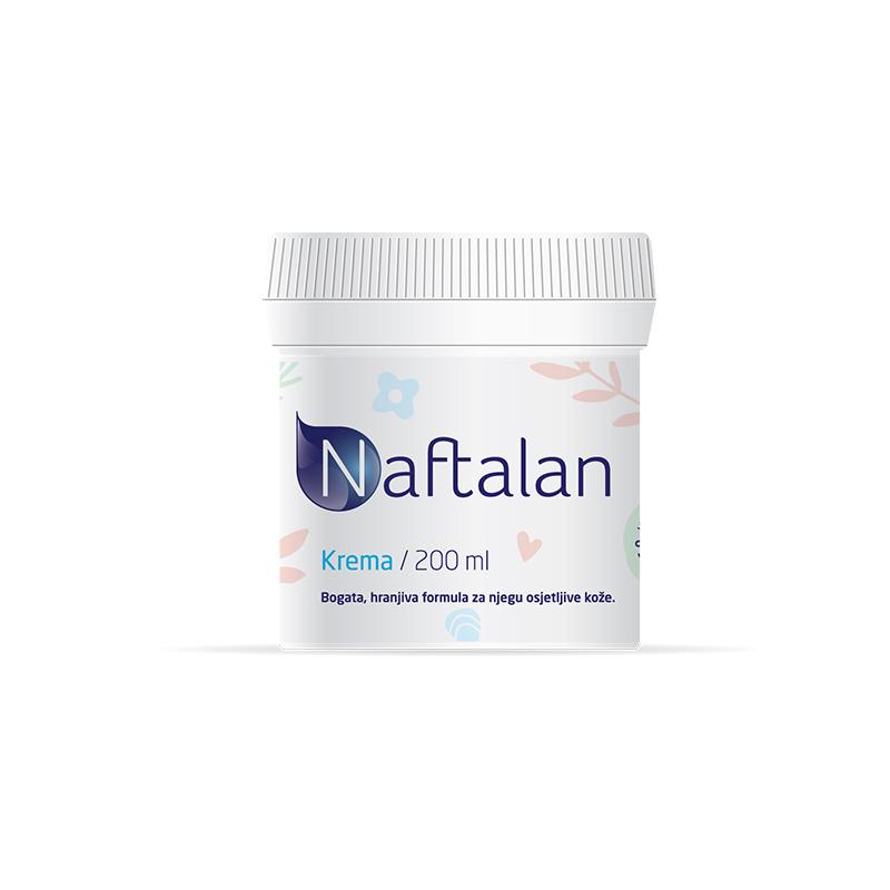 Naftalan Cream