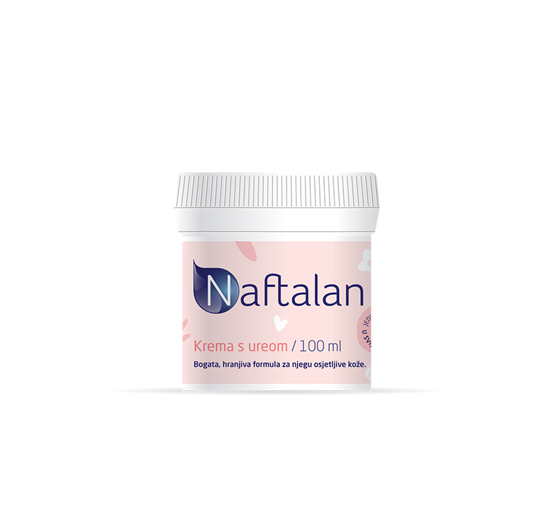Naftalan Cream with Urea
